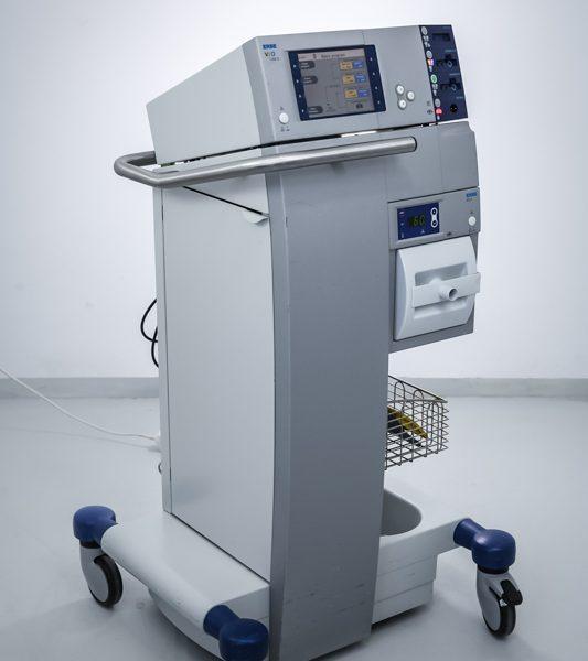 Diatermia chirurgiczna ERBE VIO 300 D + IES 2 + akcesoria