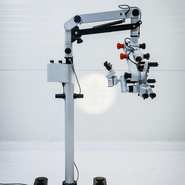 Leica Wild M650 Mikroskop operacyjny