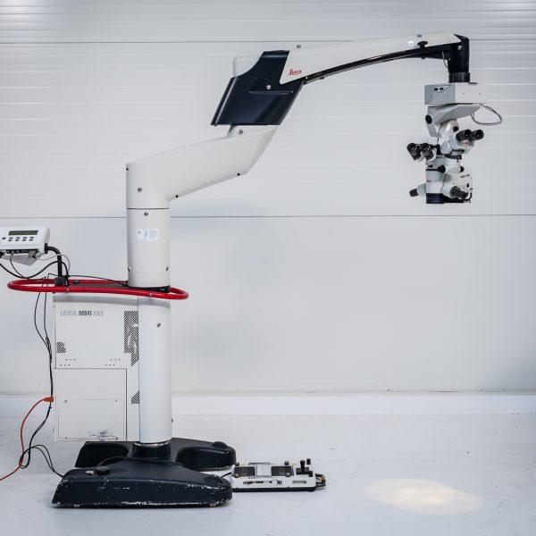 Leica M841 Mikroskop Operacyjny Okulistyczny