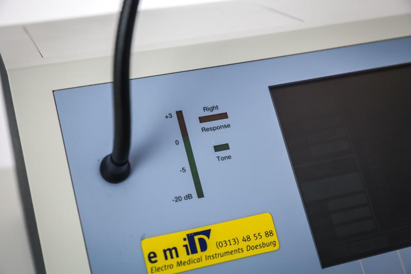 Audiometr kliniczny INTERACOUSTICS AC40