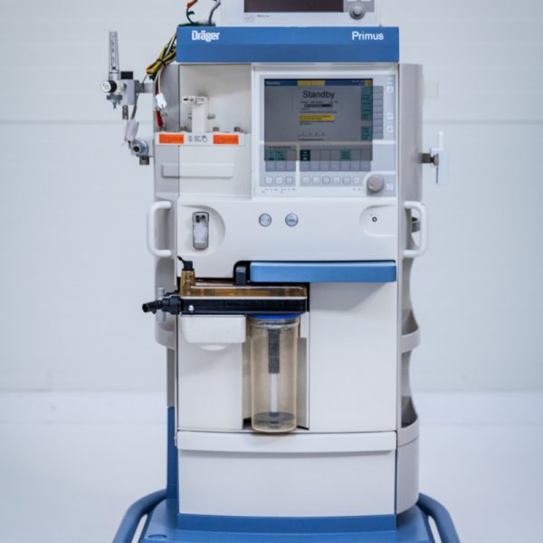 Drager Primus anaesthesia machine Draeger