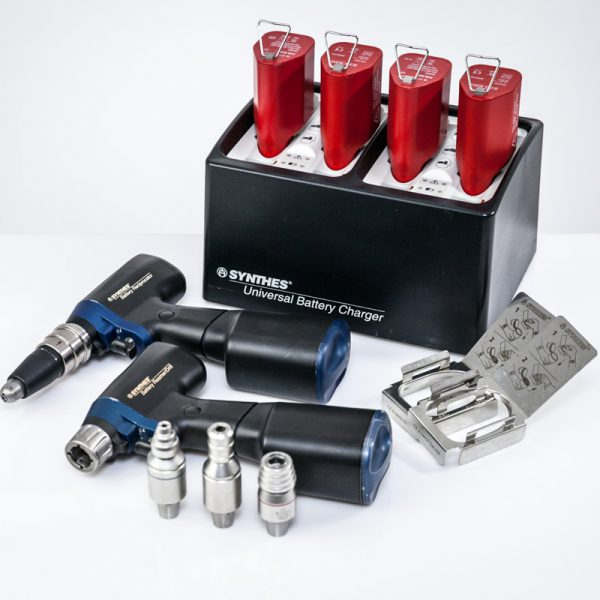 Synthes Battery Power Line tool set