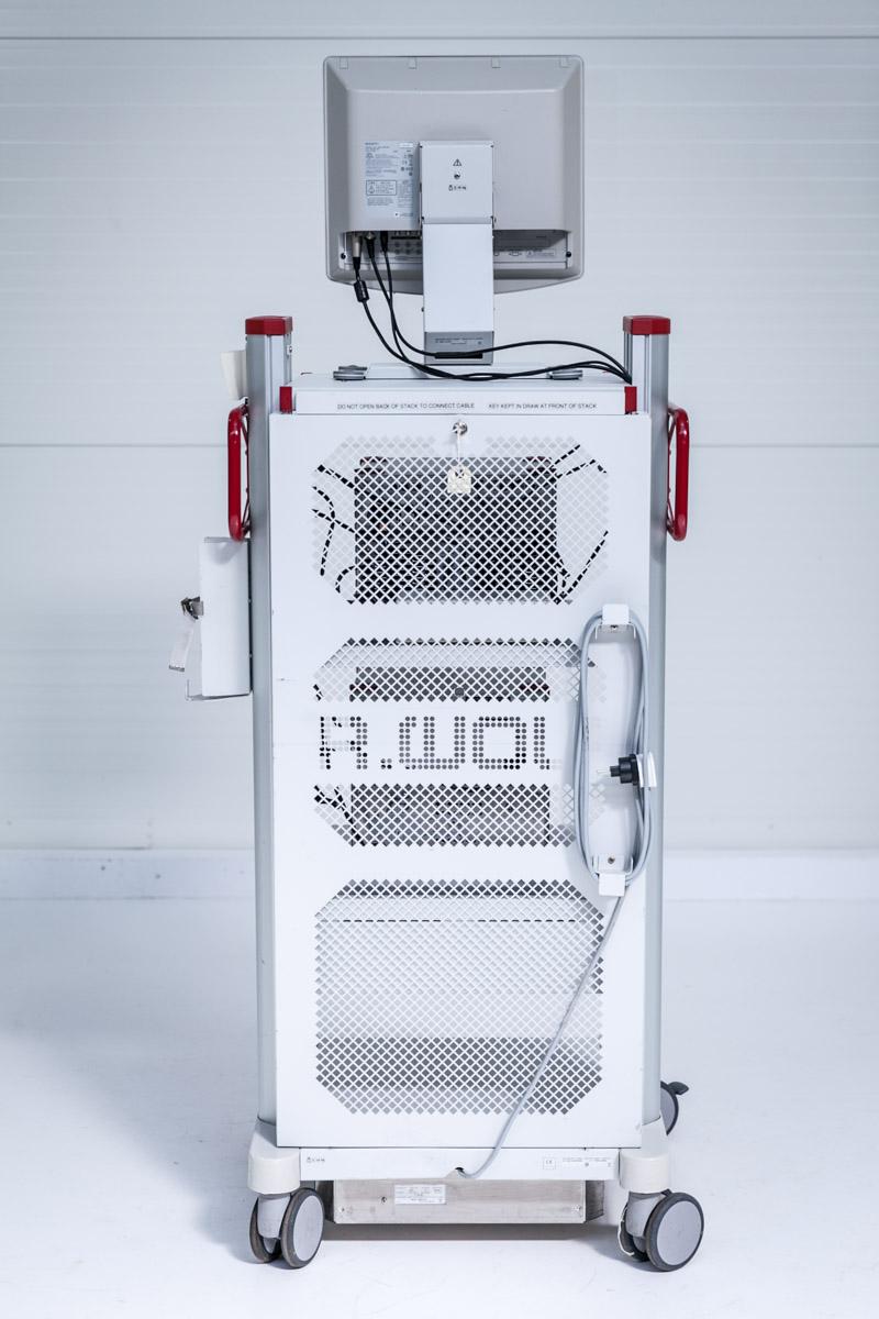 Zestaw endoskopowy R. Wolf 5508 3CCD Endocam EX
