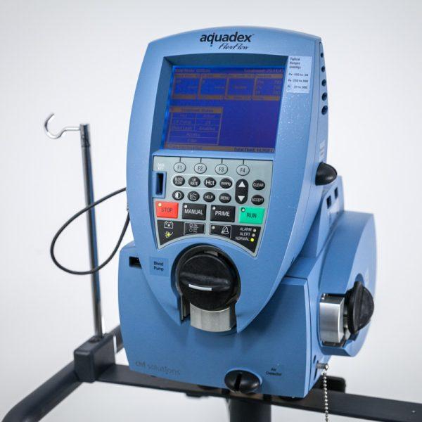 CHF Solutions Aquadex FlexFlow Fluid Removal