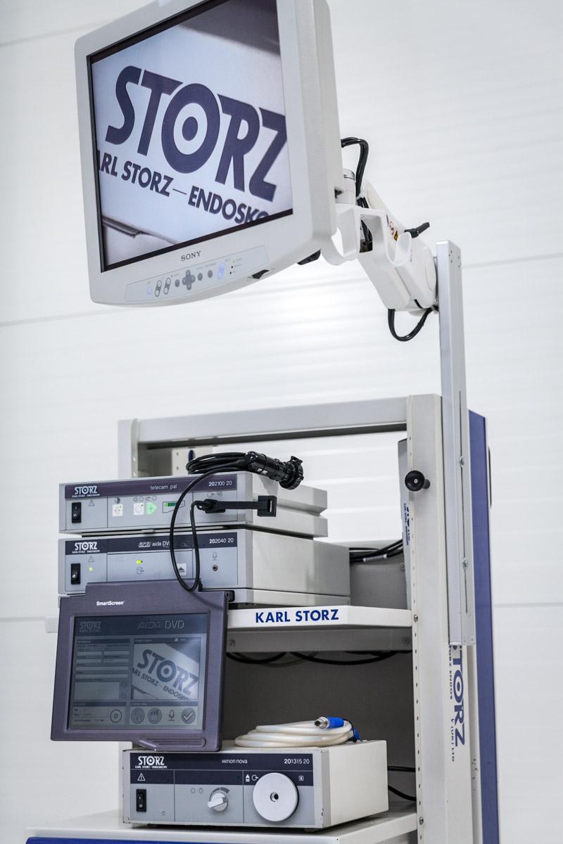 Karl Storz Zestaw Endoskopowy Telecam Aida DVD Xenon Nova
