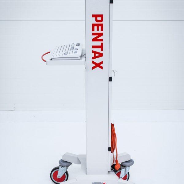 PW-MT-01 PENTAX Wózek Medyczny Endoskopowy