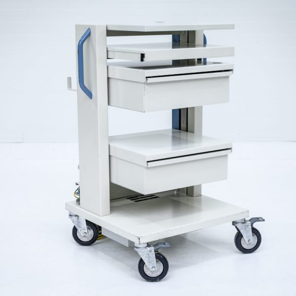 Jansen Medical wózek medyczny endoskopowy