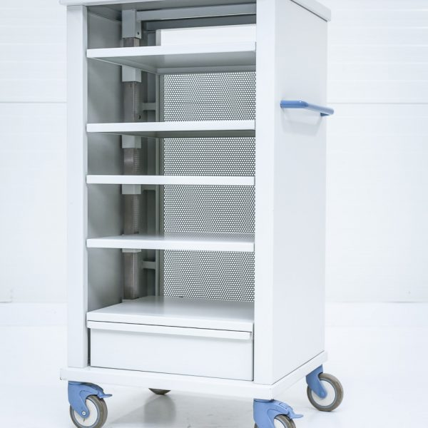 Jansen Medical wózek endoskopowy medyczny