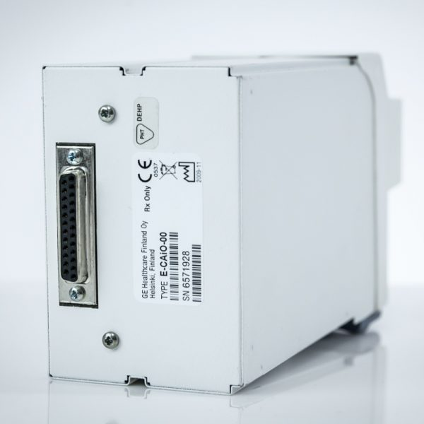 GE Datex Ohmeda E-CAiO Moduł Gazowy