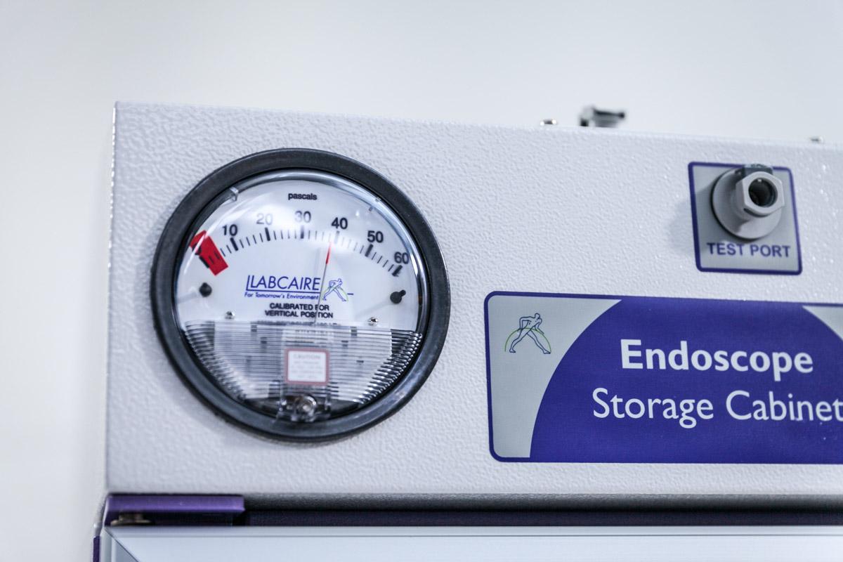LABCAIRE ESC Szafa do przechowywania endoskopów