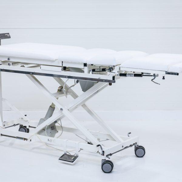 Vertrieb Stół do gipsowania zabiegowy elektryczny