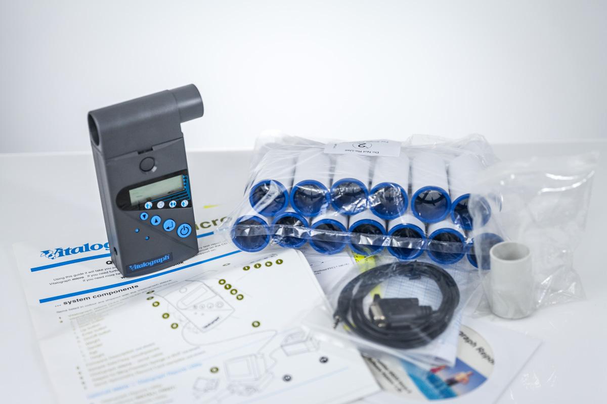 Vitalograph Micro 63000 Spirometr