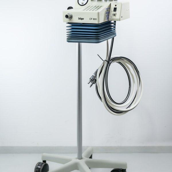 Drager CF800 aparat do terapii tlenowej CPAP