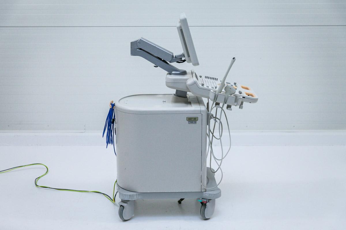 Philips HD7 XE Aparat USG Ginekologiczny
