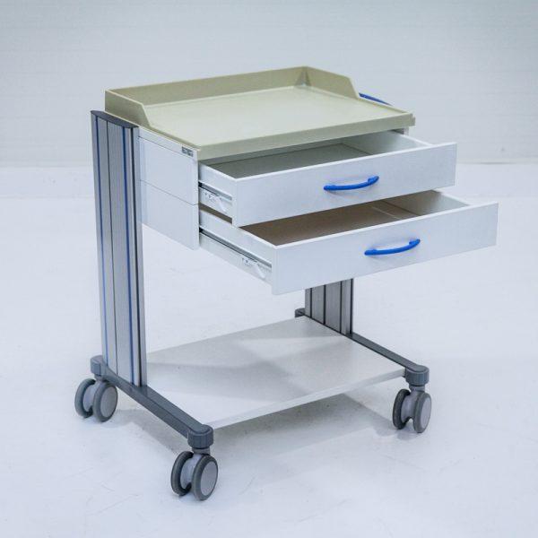 Wózek reanimacyjny medyczny Swingo Haeberle