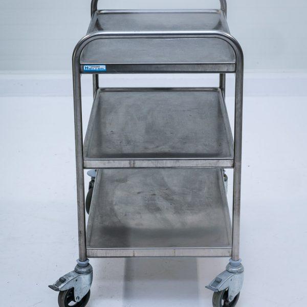 Asystor Narzędziowy Wózek Zabiegowy Stolik Chirurgiczny