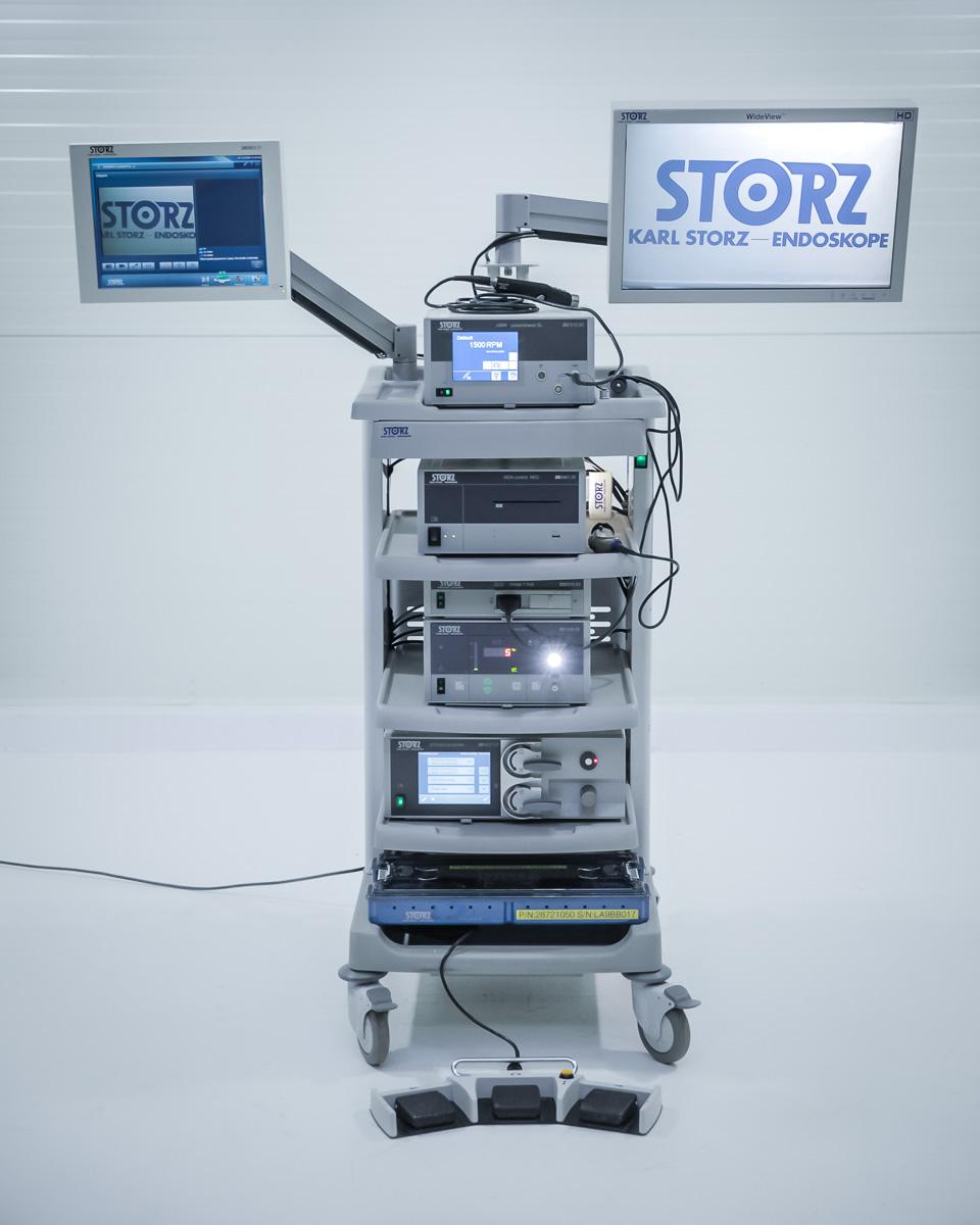 Karl Storz Image 1 Hub Powershaver SL Zestaw Artroskopowy