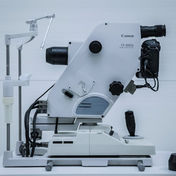 Canon CF-60 DSi Digital Fundus Camera