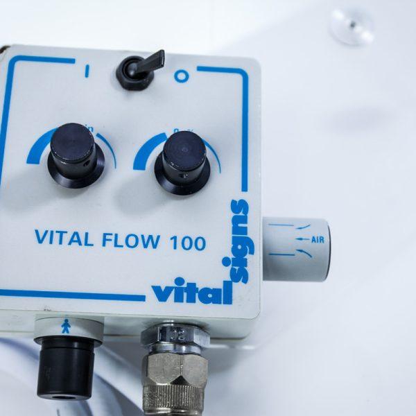 Vital Signs Vital Flow 100 CPAP Mieszalnik Tlenu