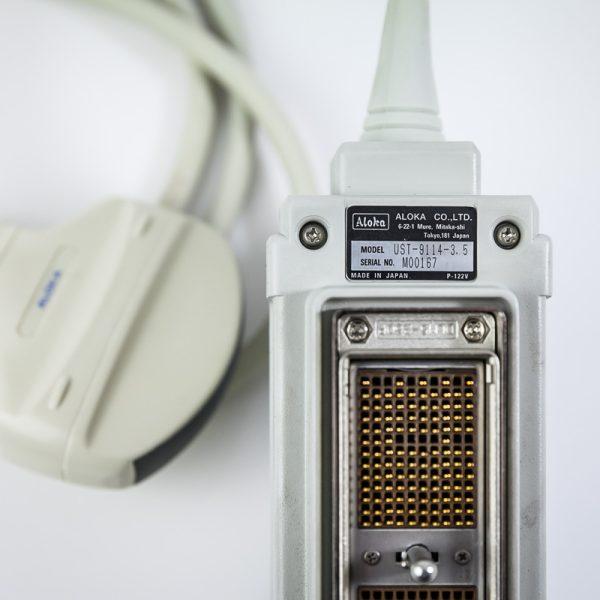 Aloka UST-9114-3.5 Sonda USG Głowica Convex