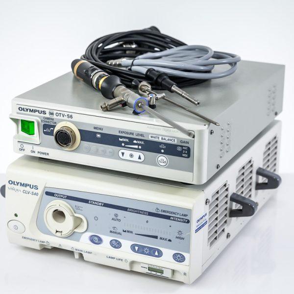 Olympus OTV-S6 A70941A CLV-S40 Zestaw Do Artroskopii