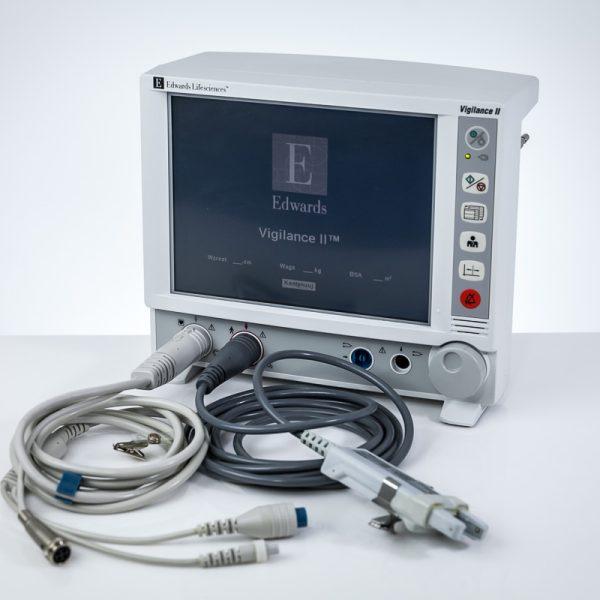 Edwards Vigilance II Monitor ciągłych pomiarów hemodynamicznych
