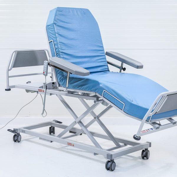 Likamed NOVO X 550 Fotel Medyczny Łóżko Szpitalne