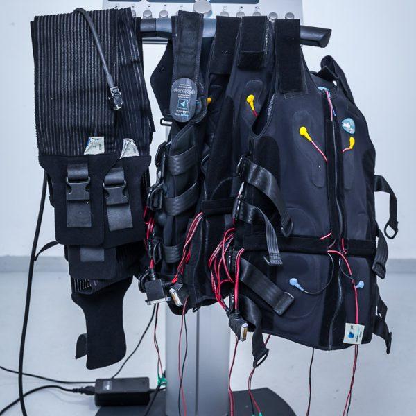 MIHA Bodytec II System Treningów EMS Zestaw