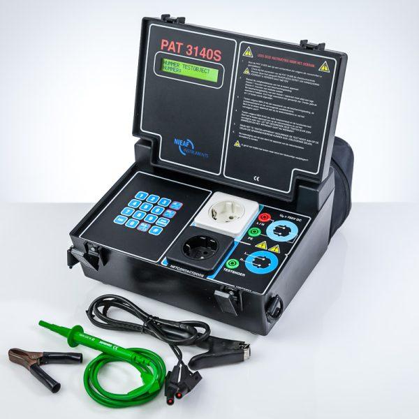 Tester Bezpieczeństwa Urządzeń PAT 3140S NIEAF