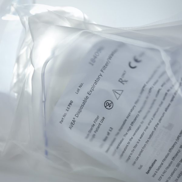 Carefusion AVEA 11790 Filtry/Pułapki wodna do respiratora
