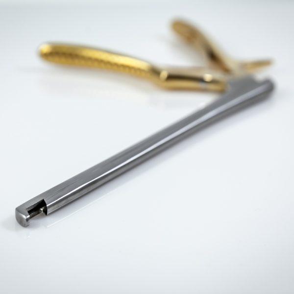 Odgryzacz Kostny Kerrison Górny 5mm/200 (16/9)