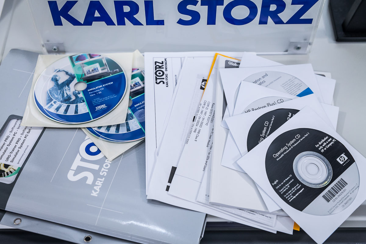 Karl Storz URO-Trainer PRO Symulator Endoskopowy VR
