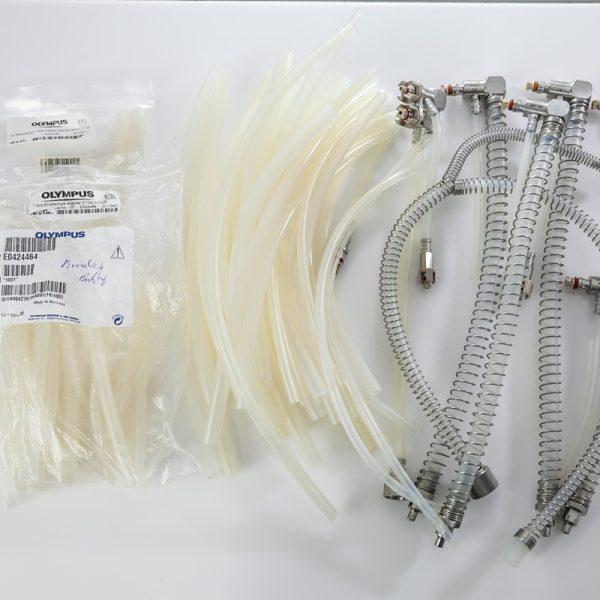 Adaptery Myjki Endoskopowej Olympus ETD3/4 na części