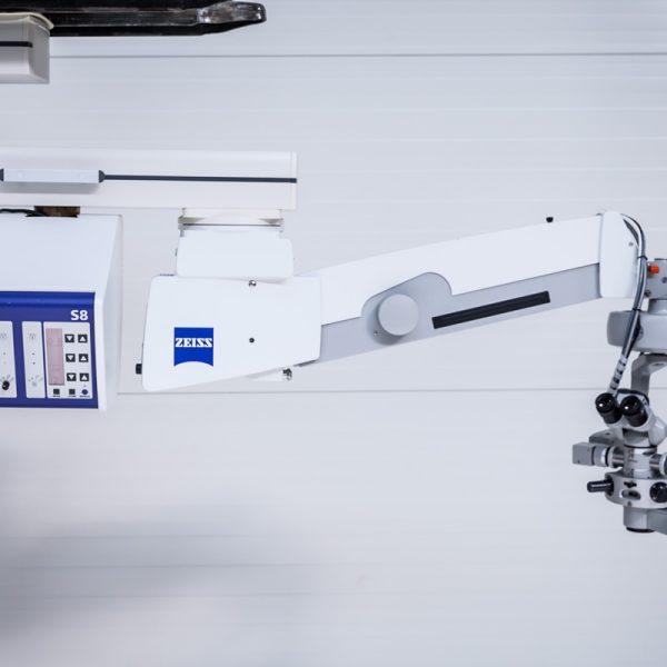 Zeiss OPMI Visu 200 S8 Mikroskop Okulistyczny