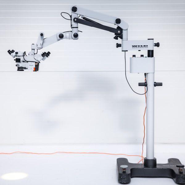 Wild Heerbrugg M651 Mikroskop Operacyjny Leica