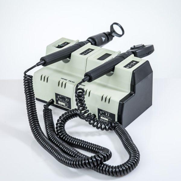 Heine Oftalmoskop C-33.000 + Beta 200 Zestaw