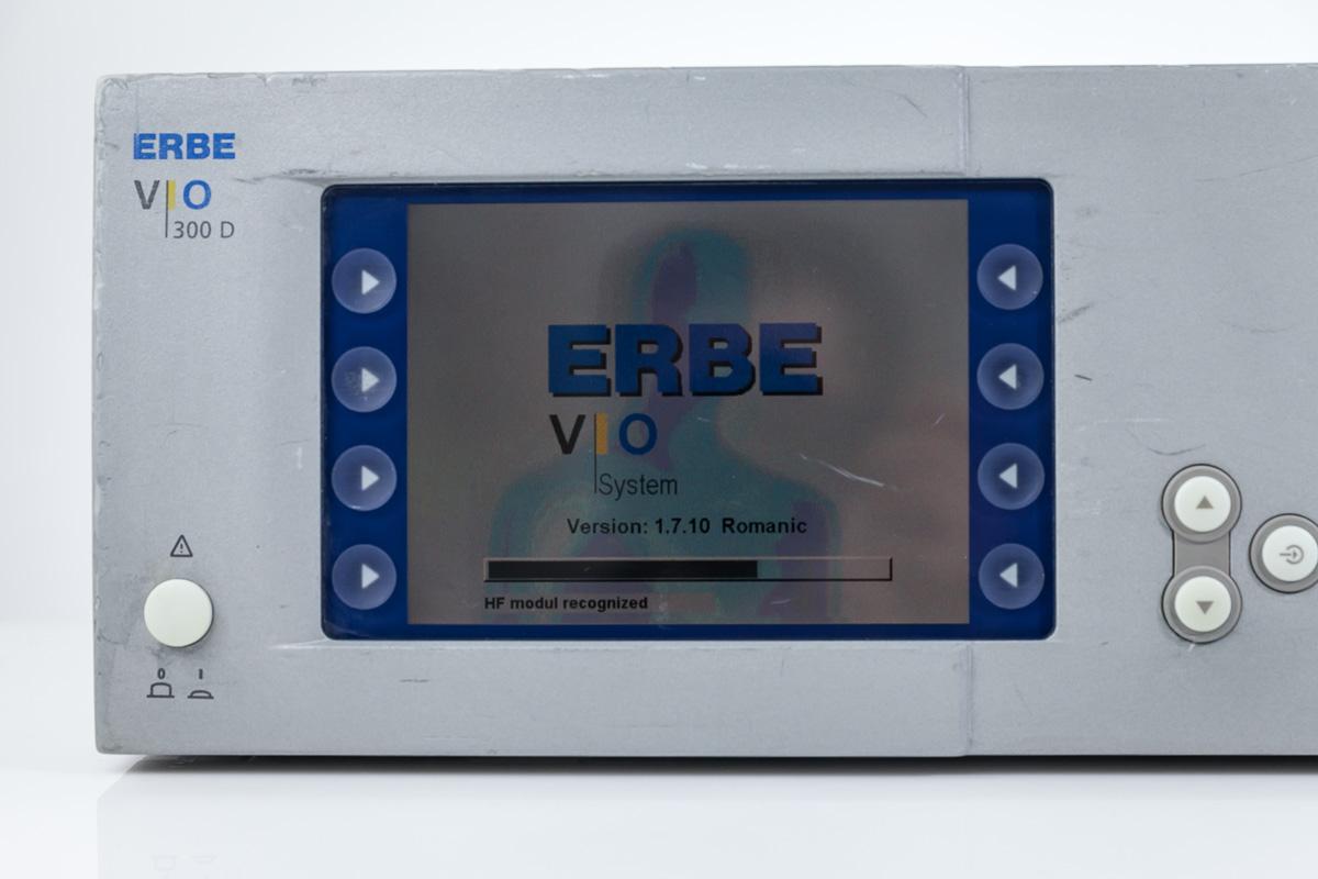 ERBE VIO 300 D Diatermia Chirurgiczna + Akecesoria
