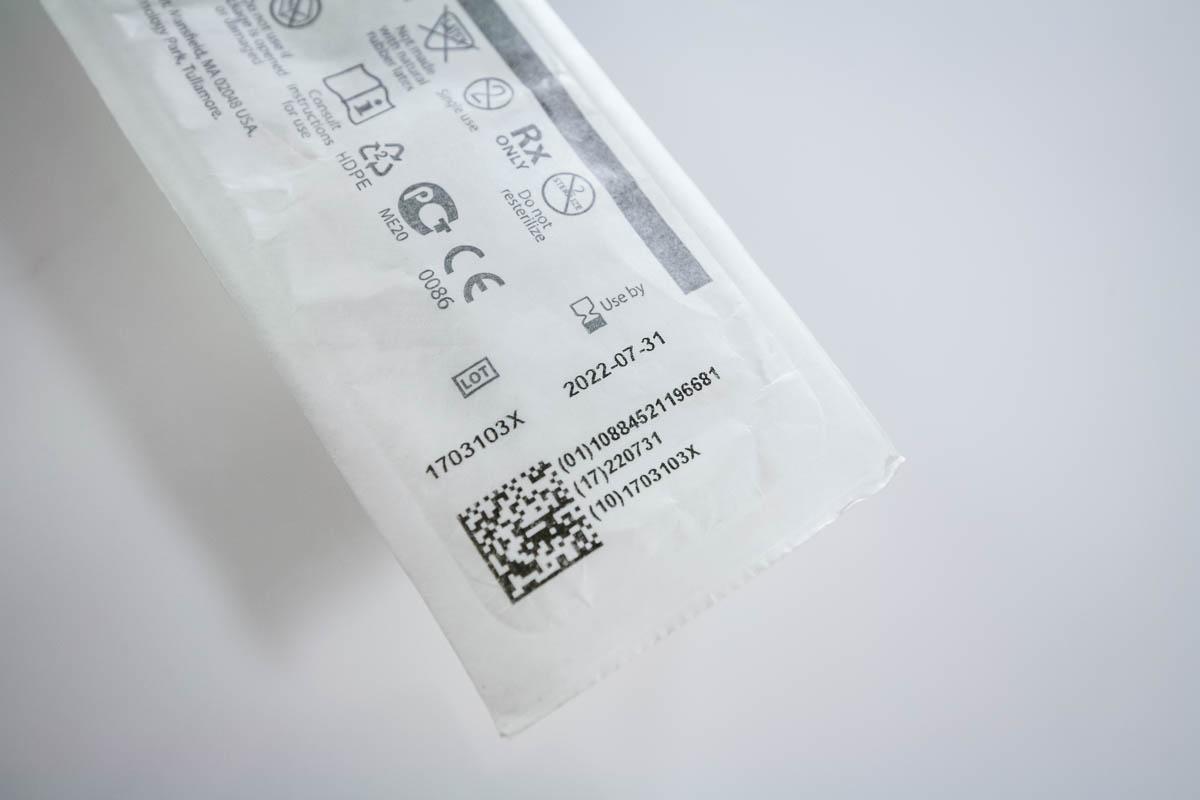 Zestaw jednorazowych noży elektrochirurgicznych Covidien VL2610DB