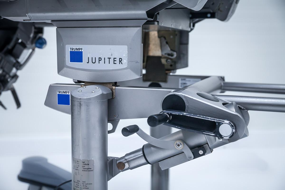 Trumpf Jupiter Stół Operacyjny + Akcesoria