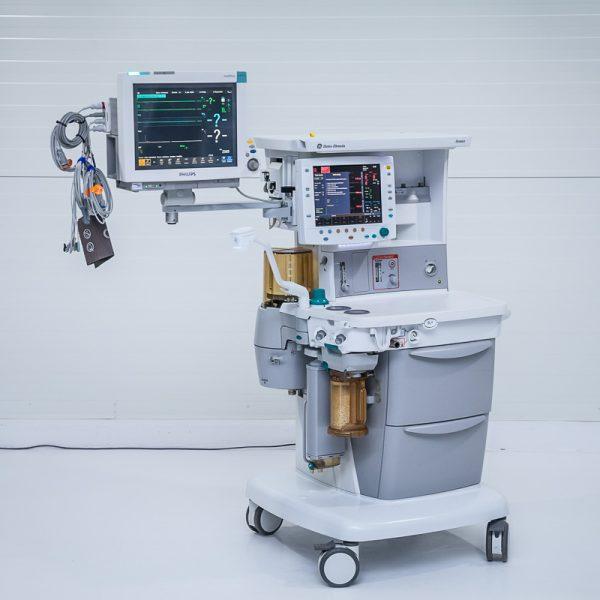 GE Datex-Ohmeda S/5 Avance Aparat Anestezjologiczny
