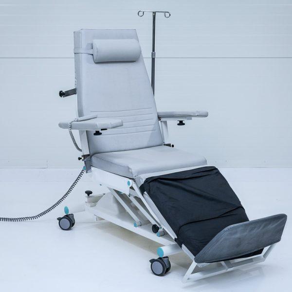 Likamed NOVO CE 220 Fotel Diagnostyczny Zabiegowy