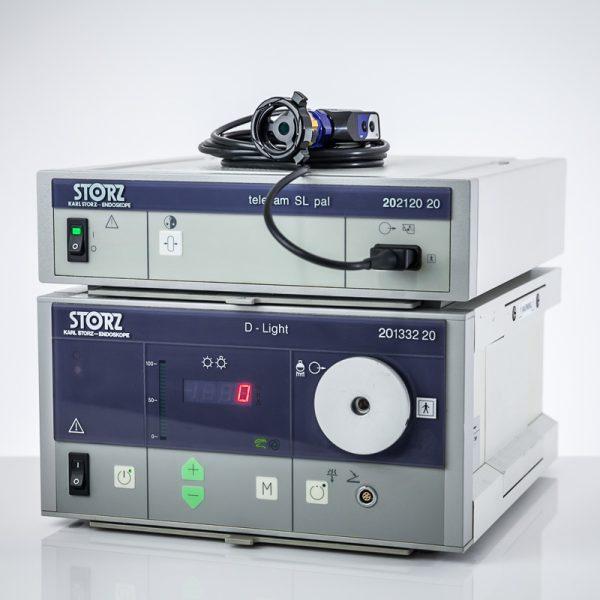 Zestaw Endoskopowy Karl Storz Telecam SL D-Light
