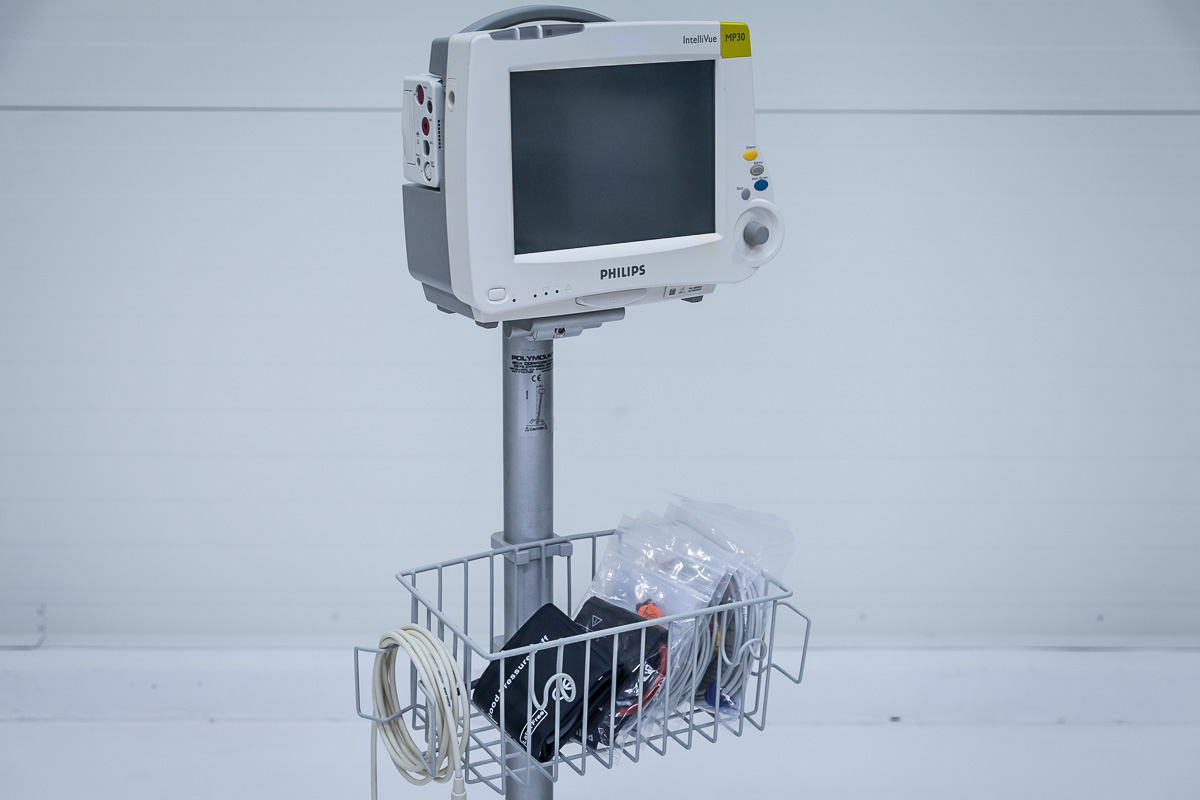 Kardiomonitor Phillips MP30 Moduł IntelliVue X2