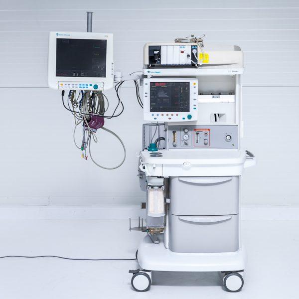 GE Datex-Ohmeda S/5 Avance Aparat Anestezjologiczny 2