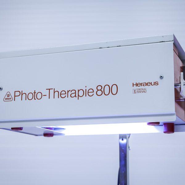 Lampa bilirubinowa Heraeus PHOTO-THERAPY 800 Drager