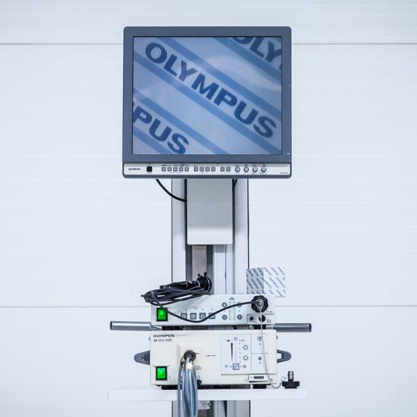 Zestaw Endoskopowy Olympus OTV-S4 CLV-S20