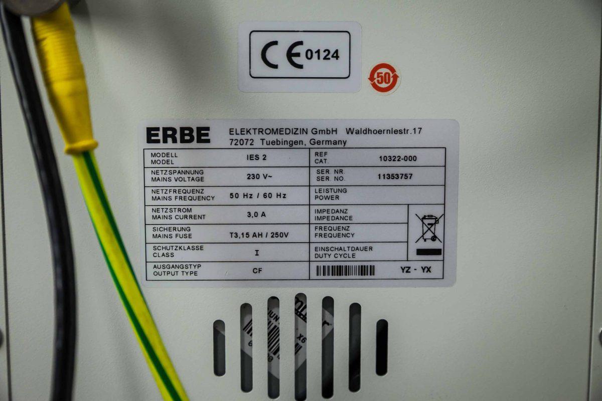 ERBE VIO 300 D APC 2 Diatermia Chirurgiczna Argon