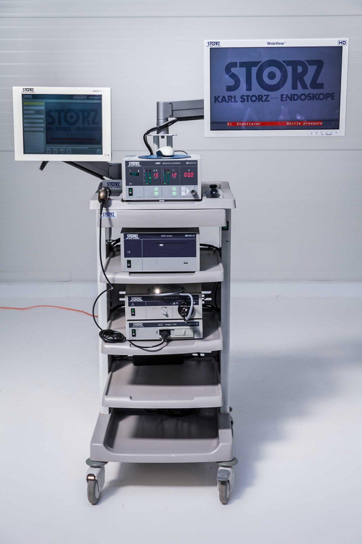 Karl Storz Image 1 Hub H-3 Zestaw Endoskopowy HD