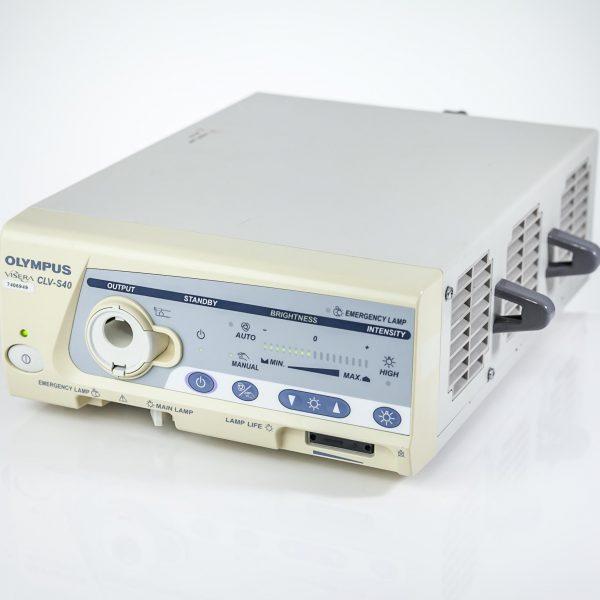 Olympus Visera CLV-S40 Źródło Światła Endoskopowe
