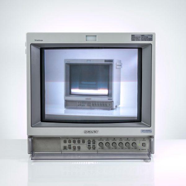 Sony Trinitron PVM-14M2MDE Monitor Medyczny